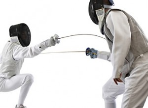Fencing stock photo-cropped